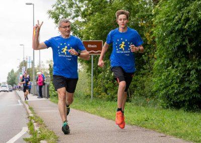 Run for Europe 2019 Fotos Blendwerk Freiburg62