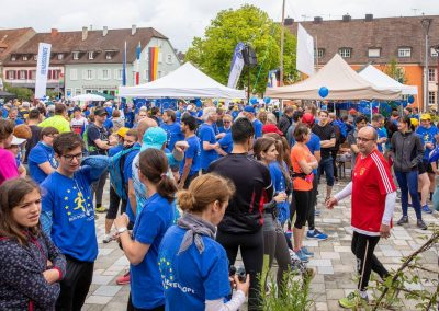 Run for Europe 2019 Fotos Blendwerk Freiburg8