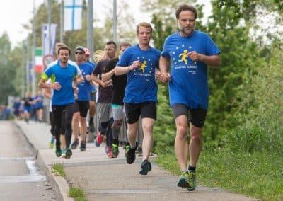 Run for Europe 2019 Fotos Blendwerk Freiburg96